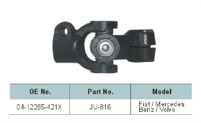 Benz Steering fixture joint JU-816/JU866 316.430.0057