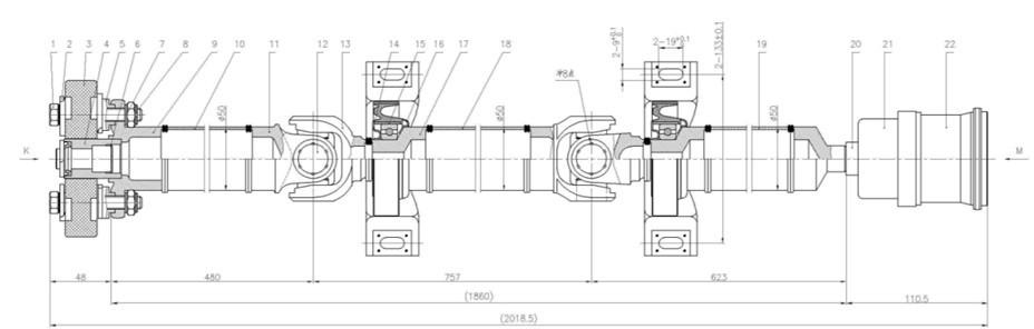renault scenic propshaft cardan transmission drive shaft id 6984176 buy china drive shaft 356. Black Bedroom Furniture Sets. Home Design Ideas